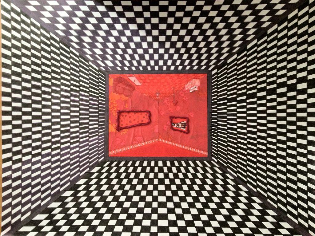Illusion Doptique Image By Desrosiers