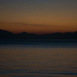 photography greece thessaloniki sunset