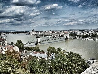 travel landscape budapest
