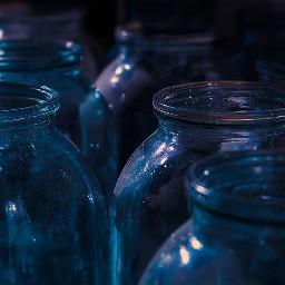 freetoedit jar blue mystic galaxy