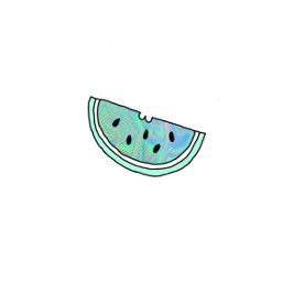 pastelcolors holographicbackgrounds mydrawing watermelon freetoedit