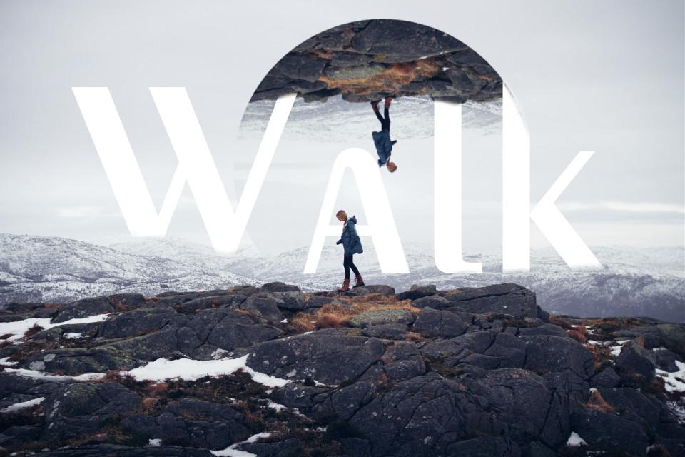 #FreeToEdit #remixed #walk #upsidedown #mountain #dodger