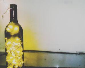 freetoedit light bottle photography my