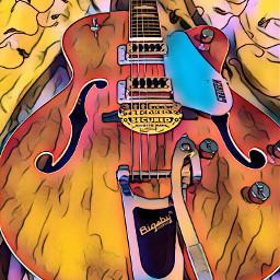 freetoedit guitar gretsch