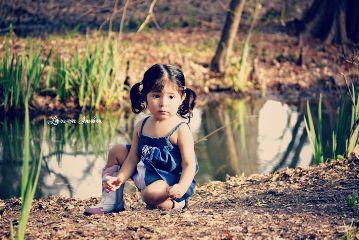 cute 1yearold baby