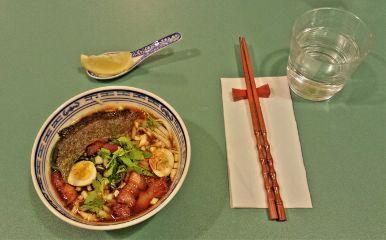 soup japanese suppe stäbchen flatlay freetoedit