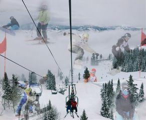 freetoedit snowboarding snowboard nature winter