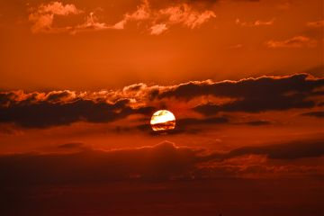 freetoedit bloodyred sunsetphotography sunsetlovers sun