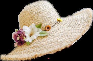 ftestickers hatstickers summer flower flowers