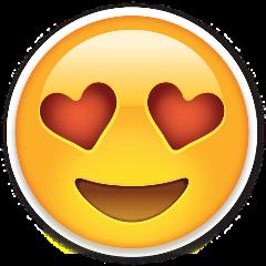 emojis love freetoedit