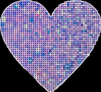 #heart #purple