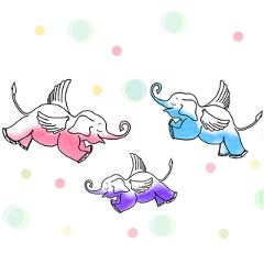 Draw,a,flying,elephant,,and,share,it,for,this,challenge!